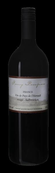 Cuvée Vin de Pays Halbtrocken 1,0 L