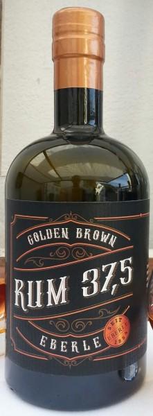 Golden brown Rum 37,5 0,5 L
