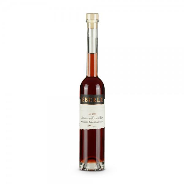 Amarena-Kirsch-Likör mit Schokoladennote 0,1 L