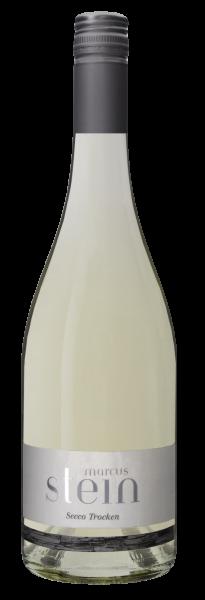 Weißer Secco Dt. Perlwein Trocken 0,75L