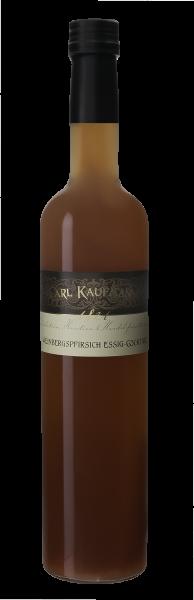Weinbergspfirsich Essig-Cocktail 0,5 L