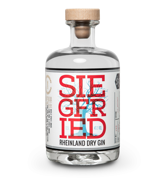 Siegfried Rheinland Dry Gin 0,5 L