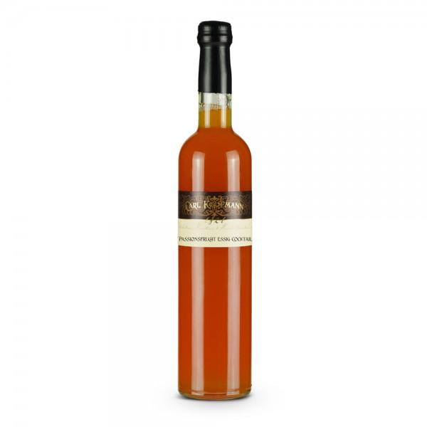 Passionsfrucht Essig-Cocktail 0,5 L