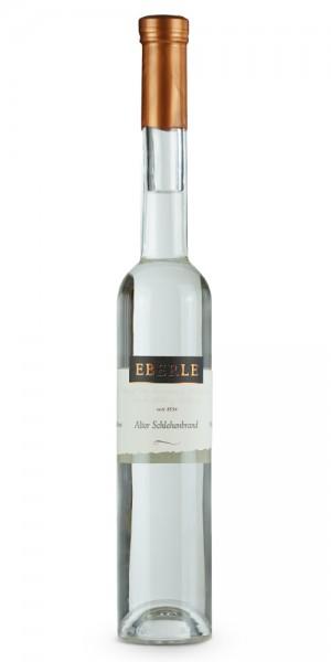 Alter Schlehen-Brand 0,35 L