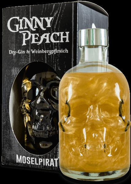Ginny Peach - Weinbergpfirsich Gin 0,5 L