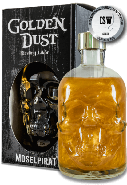 Golden Dust - Riesling-Likör 0,5 L