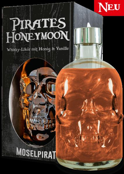 Pirates Honeymoon Whisky-Likör 0,5 L
