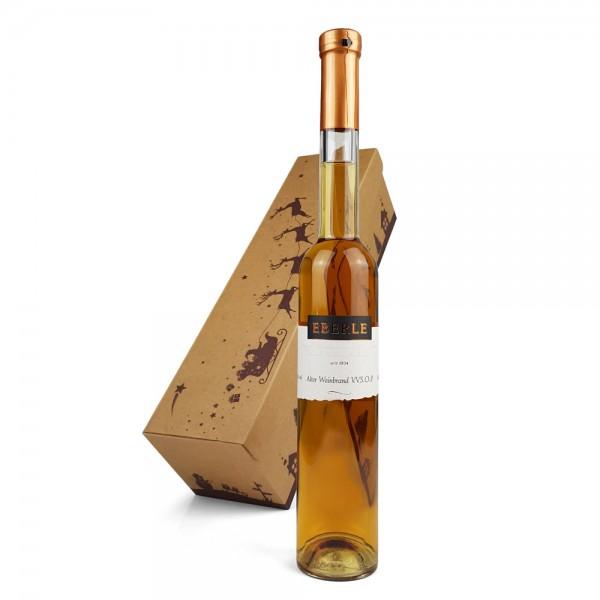 Alter Weinbrand V.V.S.O.P. 0,35 L im Geschenkkarton